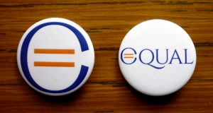 Set of two Campaign badges