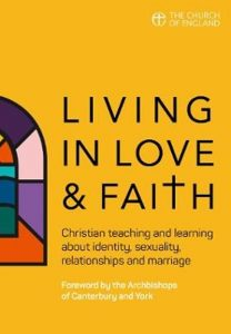 Living in Love and Faith - book cover
